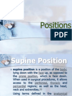 3. Positions in Surgery