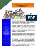 Informe Asamblea General ADT Cuarto Mundo España 2014