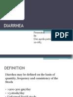 Presentation DIARREAha