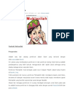 Mazhab Mu 1