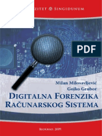 US - Digitalna Forenzika Računarskog Sistema
