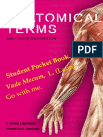 E-Book-Anatomical Terms and Their Derivation