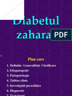 DIABETUL ZAHARAT POWER POINT