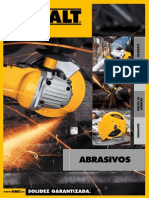 DEWALT Abrasivos Catalogo