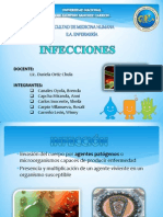 CLINICAA Infeccion Control, Curso, Cadena de Infeccion Seminario (1)