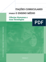 Texto 08 - OCN-EM (2002) - Ciências Humanas e Suas Tecnologias