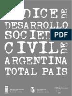 GADIS-ONU. Indice de desarrolo de la SC de Arg.pdf