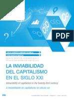 La inviabilidad del capitalismo en el siglo XXI