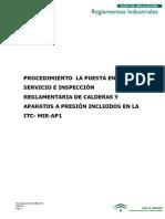 Equipos a Presion Calderas Guia de Inspecciones Periodicas