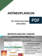 Antineoplasicos Clase