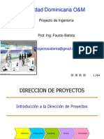 2-Leccion 1 Parte I Introduction Project Managemen