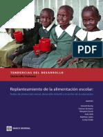 Replanteamiento de La Alimentación Escolar - Resumen (1)