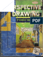 Perspective Drawing by Ernest Norling