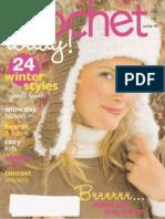 Crochet Today - Jan Feb 2009