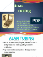 Maquinas Turing