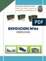 205287686 Exposicion 4 Hidrologia PDF