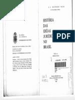 A. L. Machado Neto - História das Idéias as Jurídicas no Brasil - 1969.PDF