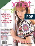 Crochet Today - May June 2008