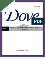 Brand Equity Dove