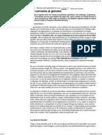 Del Convento Al Genoma - Marcelo Pisarro - Revista Ñ