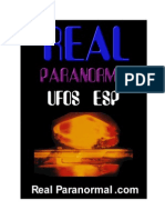 Real Paranormal - Volume 1