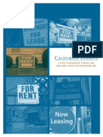 California Tenan'Ts-Landlord-Tenant Rights and Responsibilities