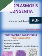 Toxoplasmosis Congenita Trabajo