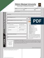 Guidelines for Filling Form 11