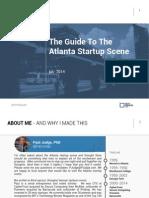 The Guide to Atlanta's Start Up Scene