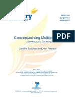 Multilateralism Caroline Bouchard