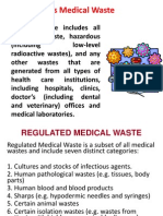 Hospital Waste March 25