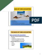 701.2 Basic Fund Accounting