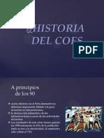 Historia y Funciones Del Coes (1)