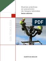 Buenas Prácticas en Prevención de Riesgos Laborales en El Sector Eléctrico