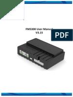 FM5300 User Manual v3.15