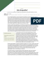 Más Desigualdad _ Opinión _ EL PAÍS