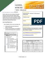 Syllabus_F15_Autodesk AutoCAD_Advanced.pdf