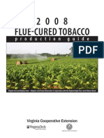 Flue-cured Tobacco Production Guide