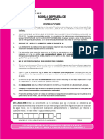 Modelo Psu Matematicas 2015