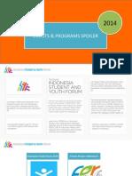 Short Profile Isyf & Kontrapretasi Media Partner