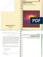 Apple Pascal Operating System Reference Manual