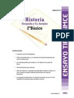 Ensayo4 Simce Historia 2basico 2013