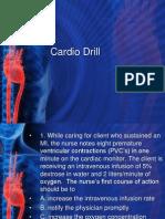 Cardio Drill