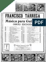 Bach Sonata II Guitar, arr. Tarrega