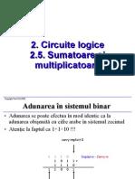02 05 Circuite Logice Sumatoare Multipl