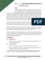 Informe de Estudio Hidrologico XXXXXXXXXXXXXXXXXX