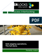 Pigging Valves Safety - Interlock System - Plant Safety