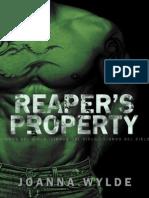 Joanna Wylde, Reapers MC 1, Reaper's Property