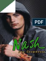 Jay Crownover - Marked Men - 04 Nash