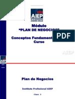 Clase 3 -Plan de Negocios